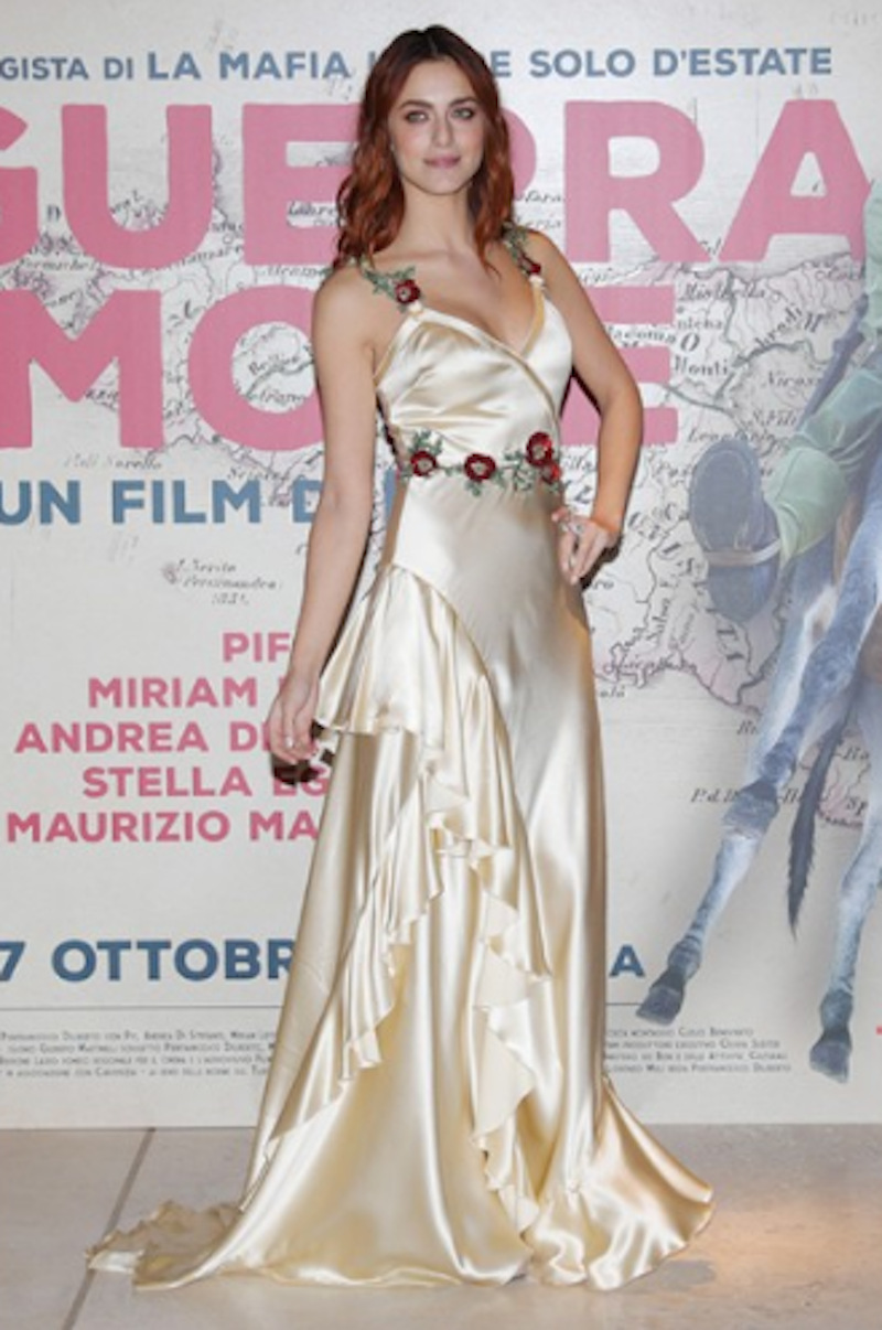 Look red carpet Festa del Cinema di Roma 2016 03