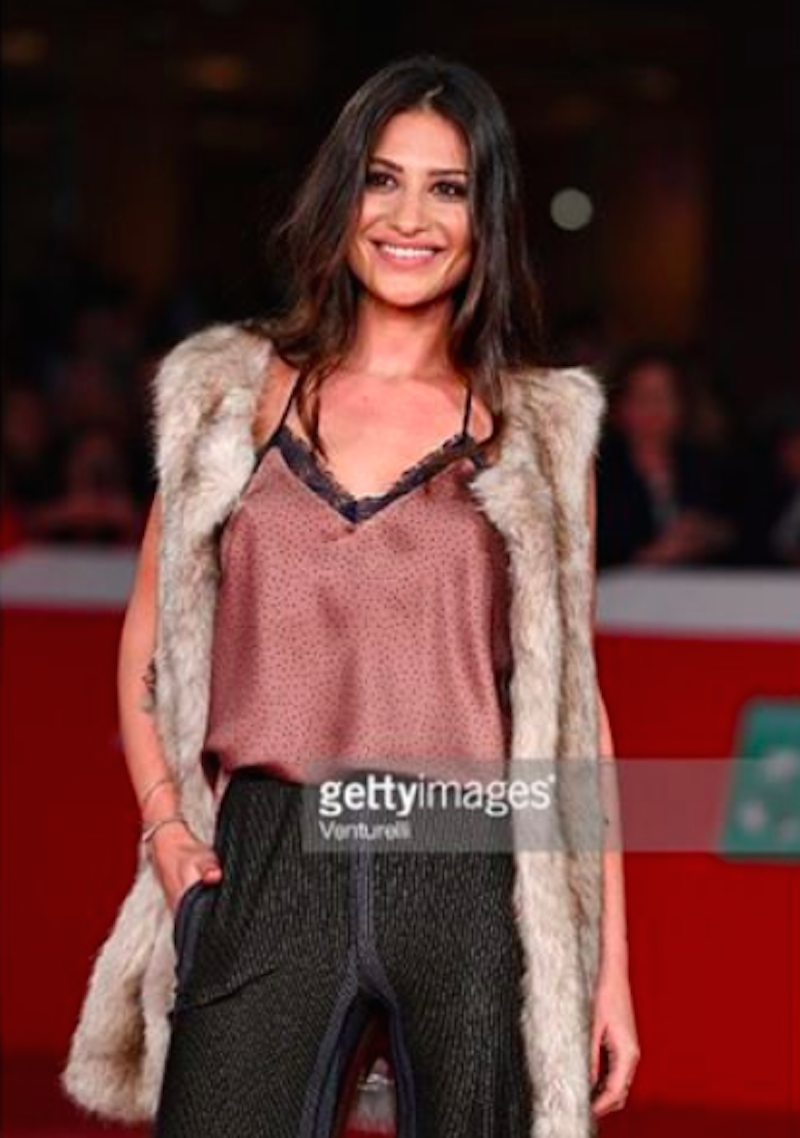 Look red carpet Festa del Cinema di Roma 2016 05