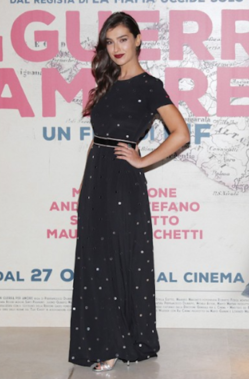 Look red carpet Festa del Cinema di Roma 2016 10