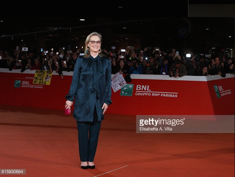 Look red carpet Festa del Cinema di Roma 2016 12
