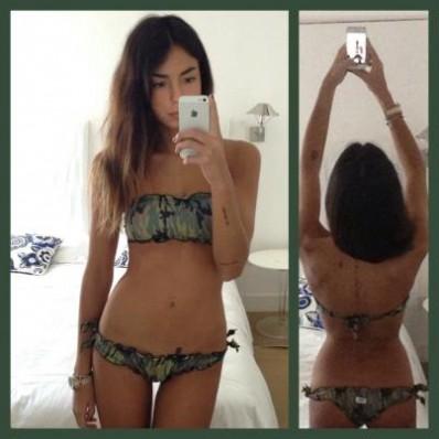 Bikini Lovers: Chiara Biasi e Nima Benati a Cipro per la ...