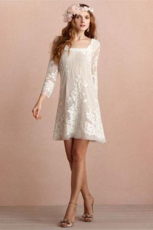 Foto abiti da sposa originali: vestiti colorati, velo e accessori ...