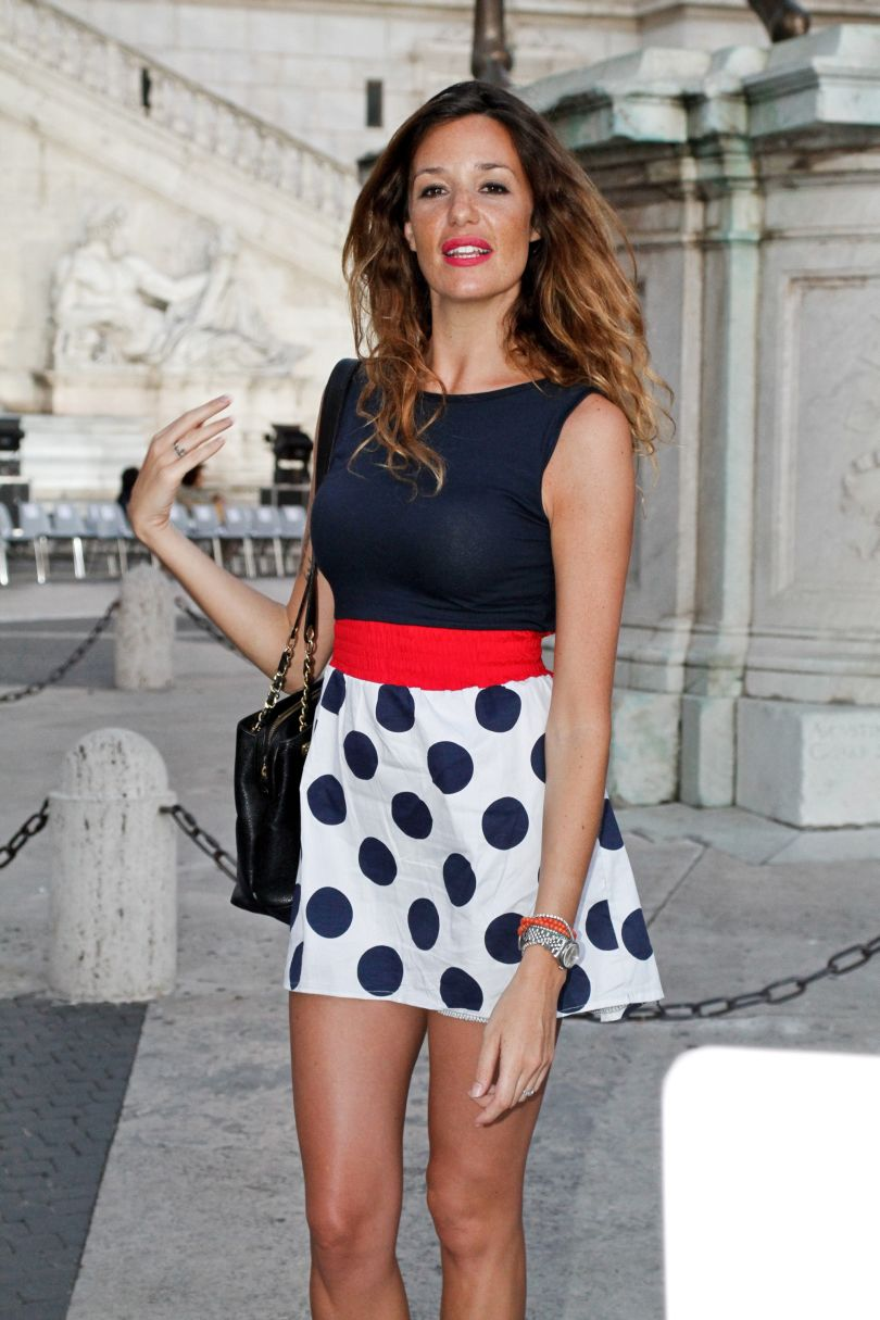 Foto Alessia Fabiani Fashion Blogger Velvet Style