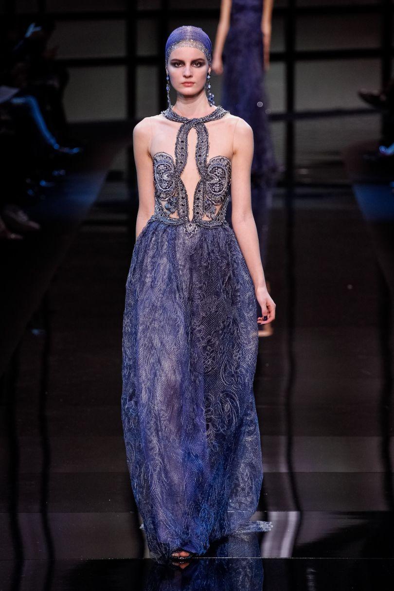 Alta moda parigi 2014 armani priv chanel e kim for Chanel alta moda
