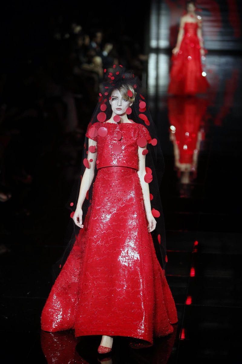 chanel armani e dior protagonisti dellalta moda a parigi