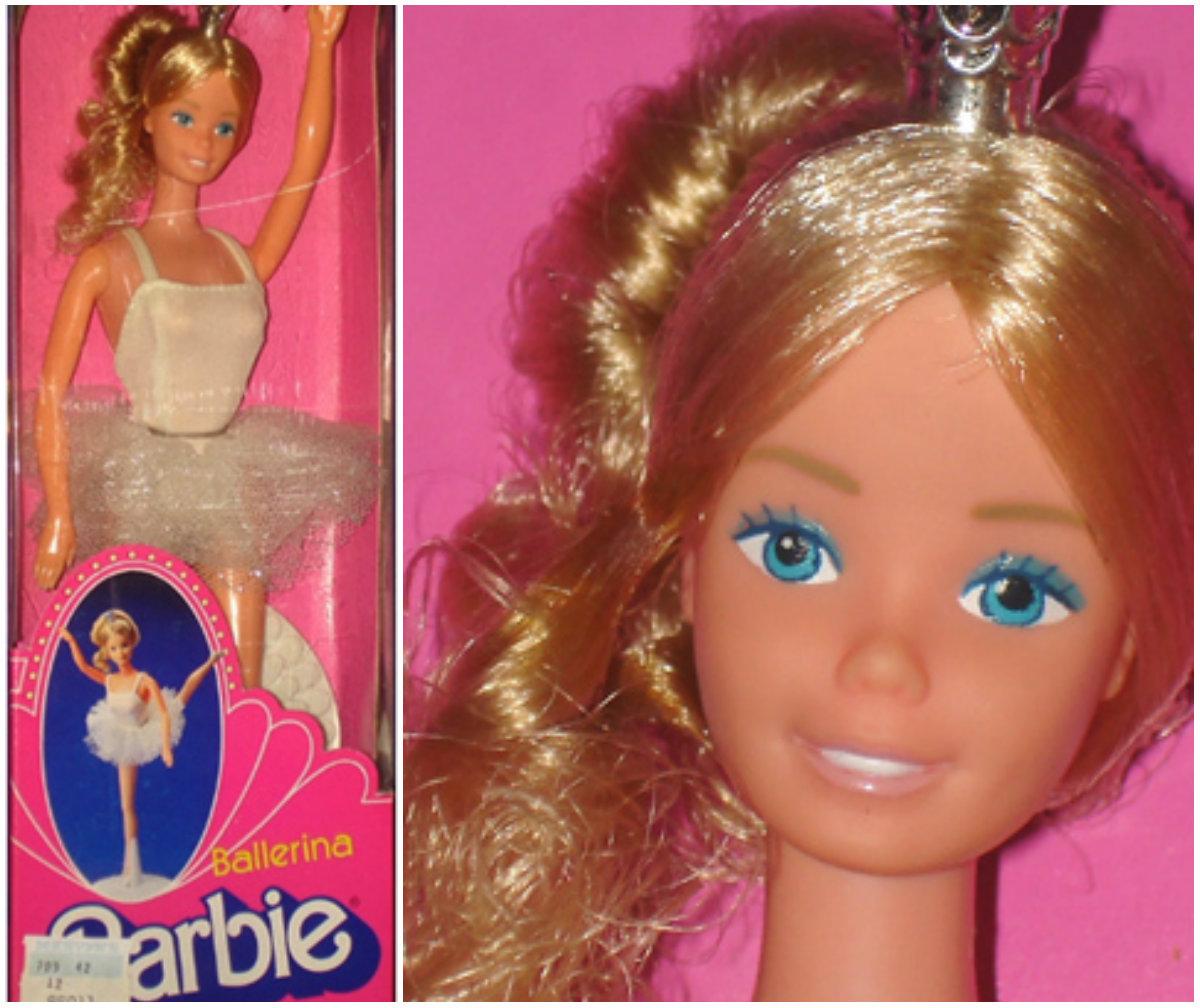 Barbie Anni '80 01