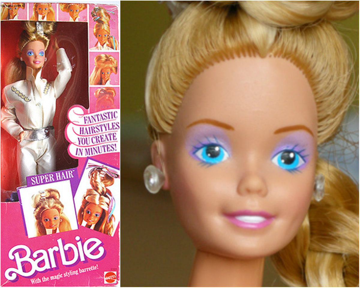 Barbie Anni '80 08