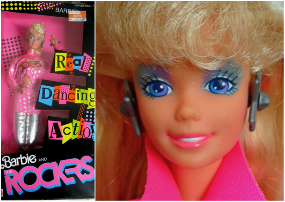 Barbie Anni '80 09