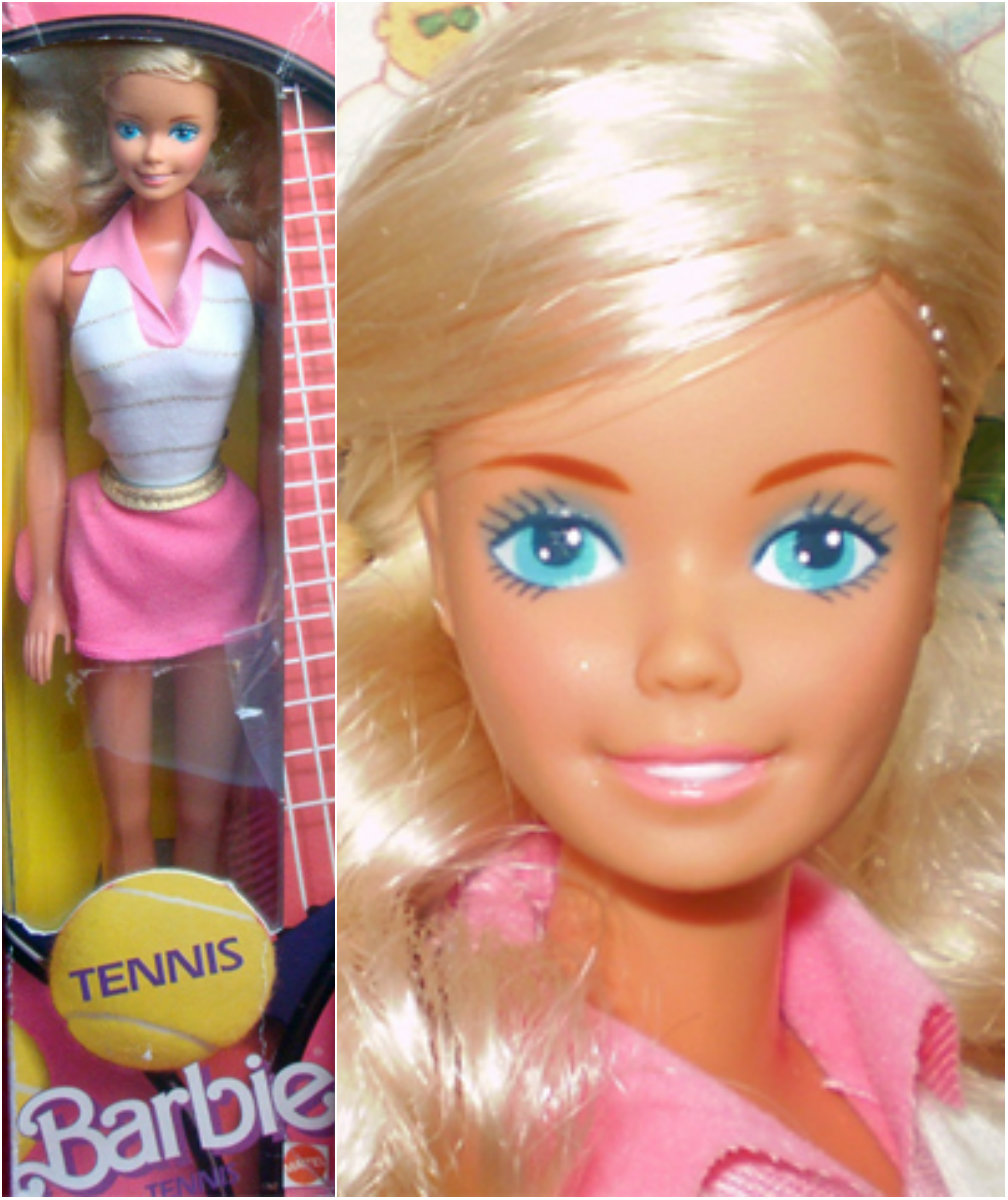 Barbie Anni '80 10