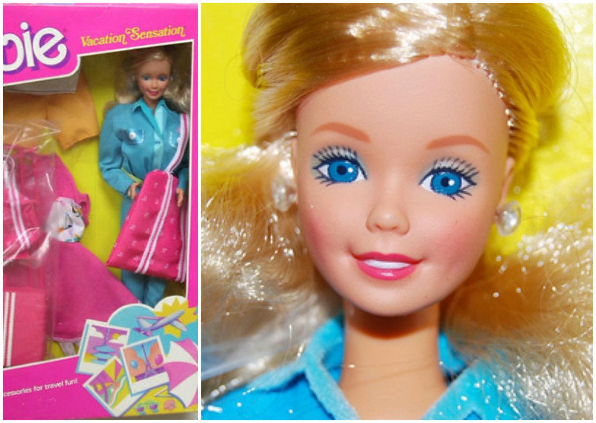 Barbie Anni '80 11