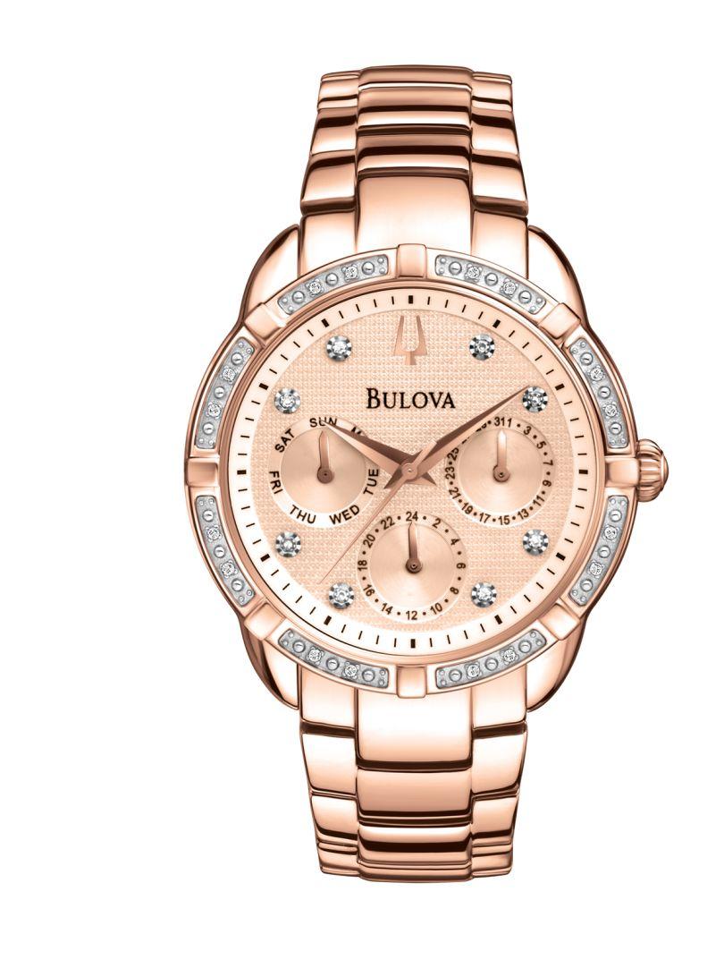 Foto bulova diamond collection modelli e prezzi for Acquari prezzi e modelli