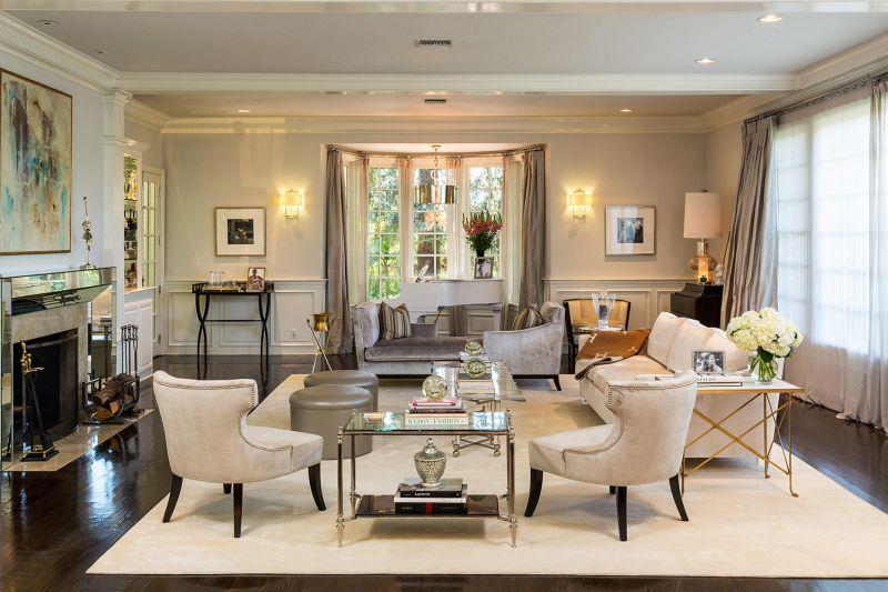 arredamento casa kardashian: clean classic nursery ideas pictures ... - Arredamento Casa Kardashian
