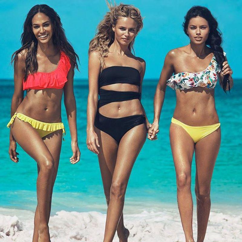 Summerstartsnow h m presenta la nuova collezione mare foto velvet style velvetstyle - Costumi da bagno fisico a pera ...