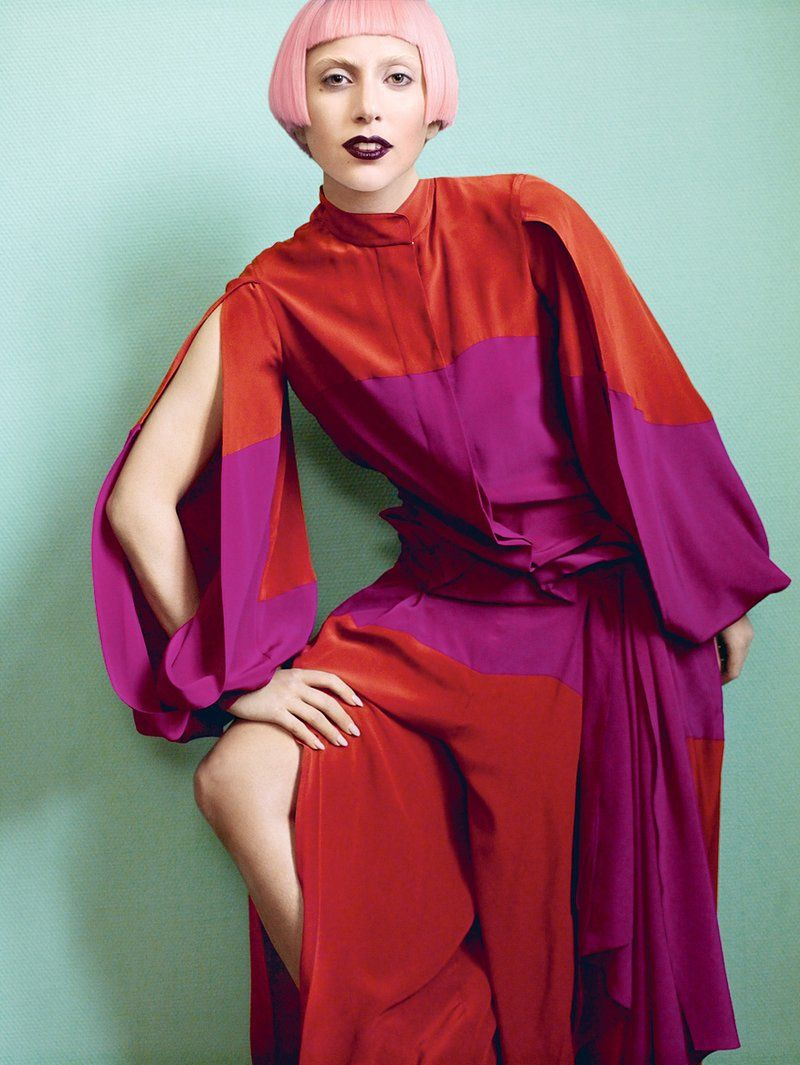 Lady Gaga su Vogue