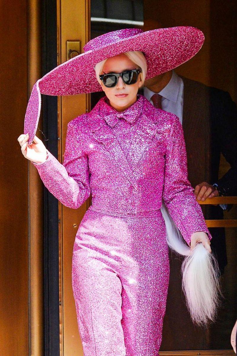 Lady Gaga Selfie Hat