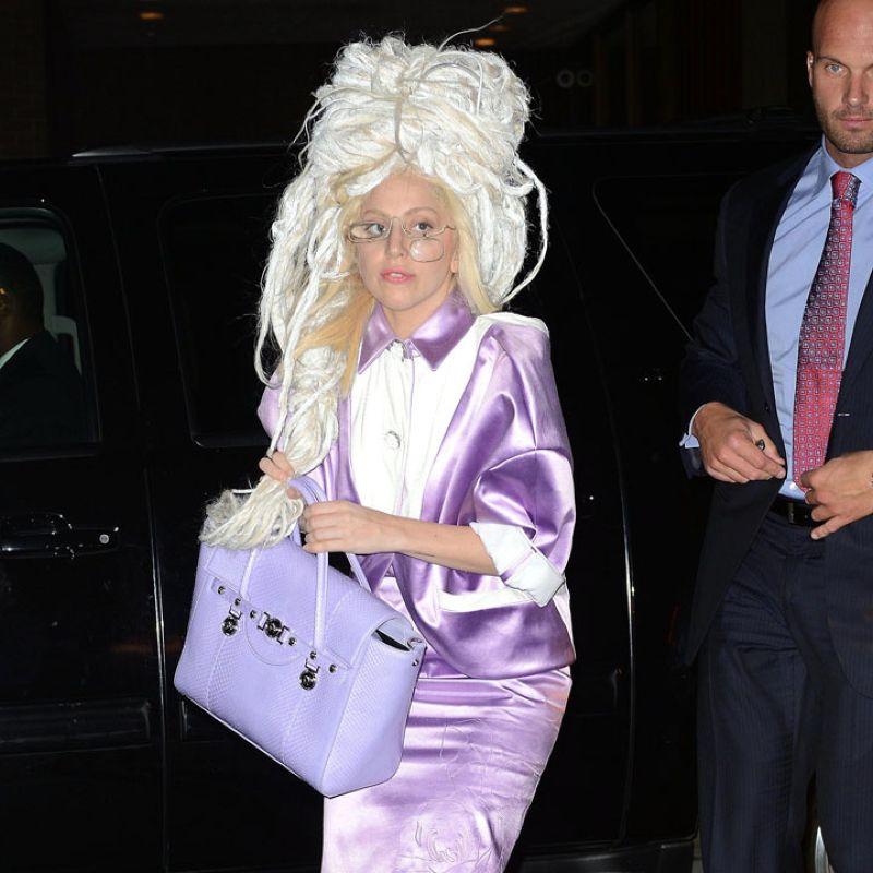 Lady Gaga Violet