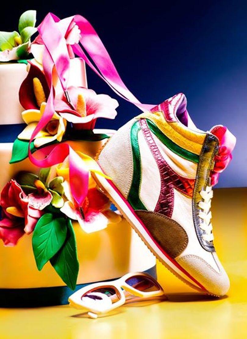 Diadora Scarpe Pe 2014: Tradizione, Sport, Passione E Moda Velvet