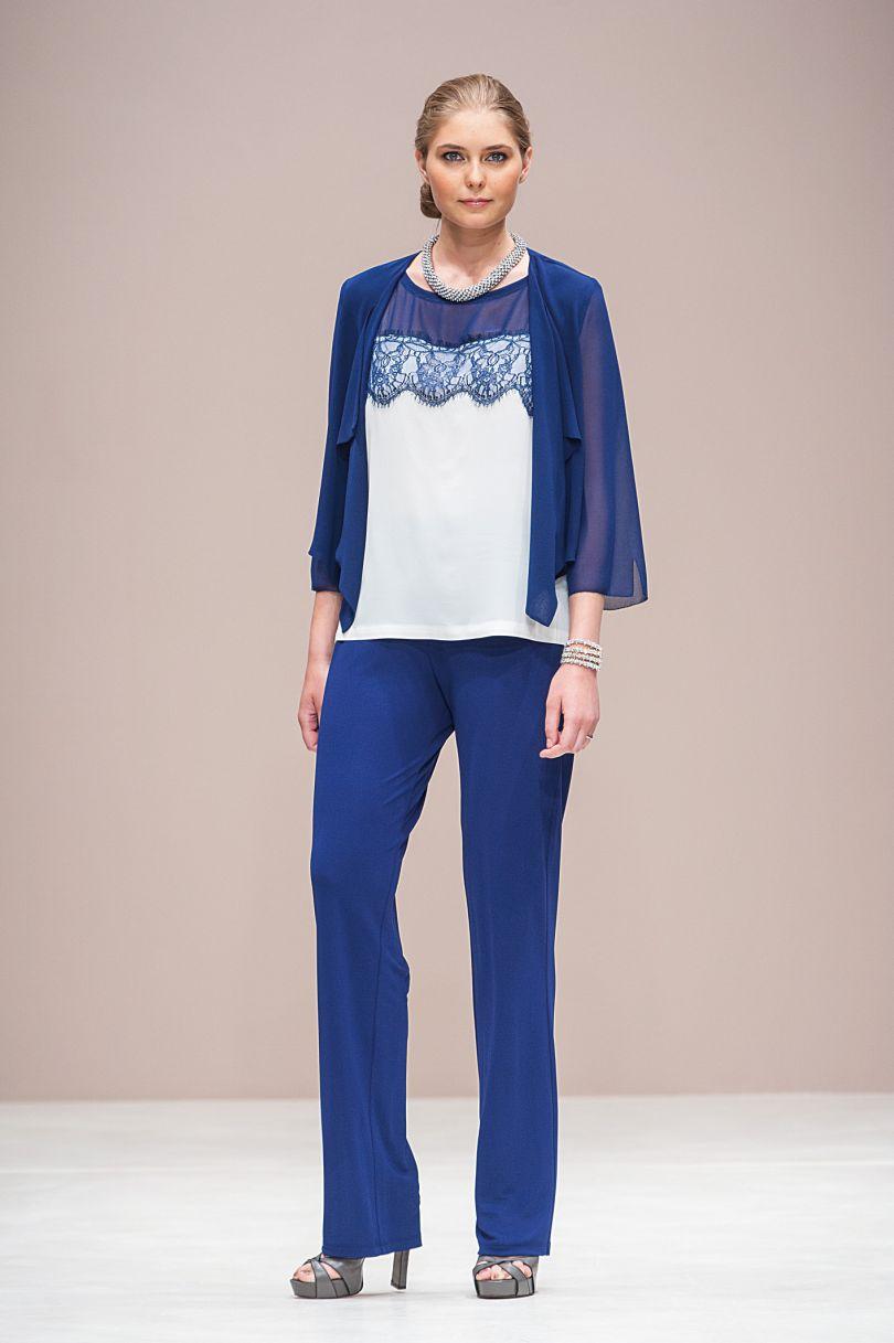 Elena Mirò PE 2014: lo sportswear diventa casual-chic ...
