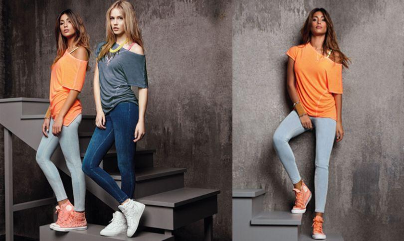 Goldenpoint leggings: la nuova collezione PE 2014 con ...