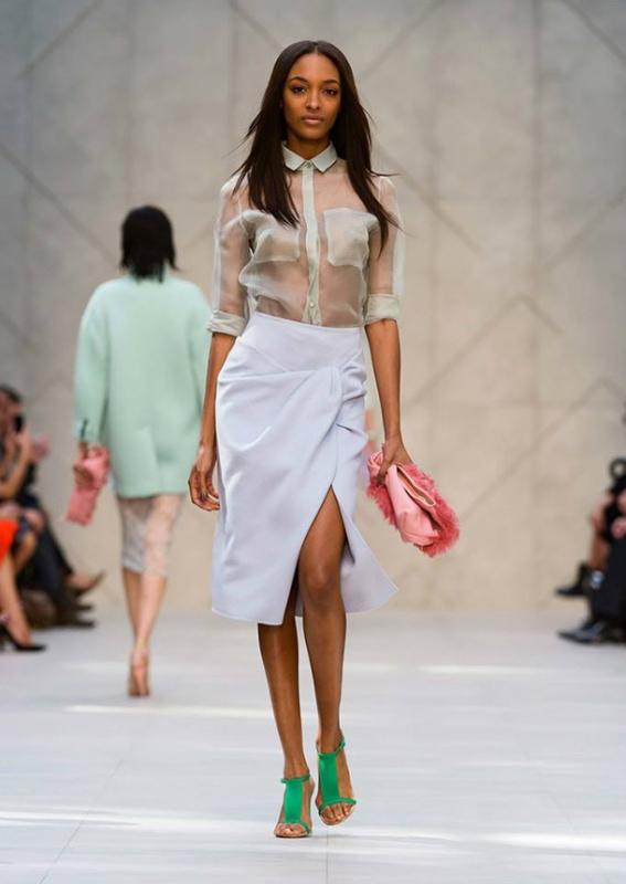 London Fashion Week Westwood Burberry E Gli Altri