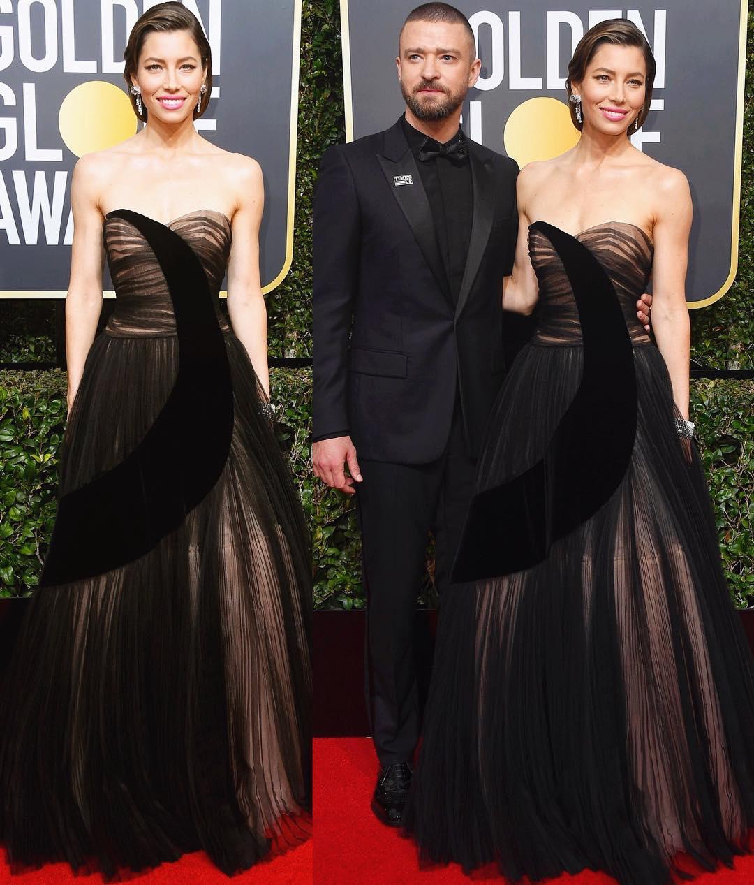 Golden Globe Look 02
