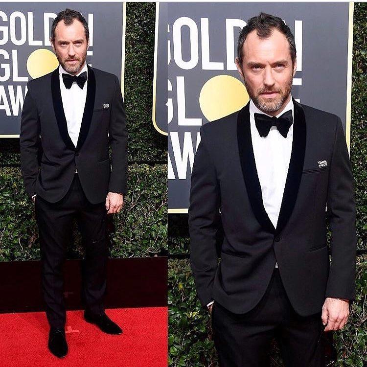 Golden Globe Look 11