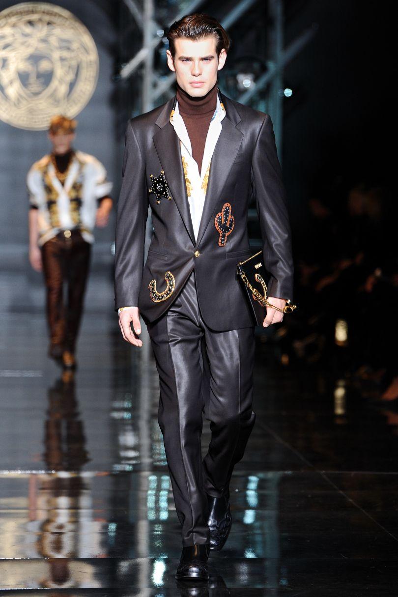 Milano moda uomo 2014 da zegna a d g le sfilate del for Mode milano