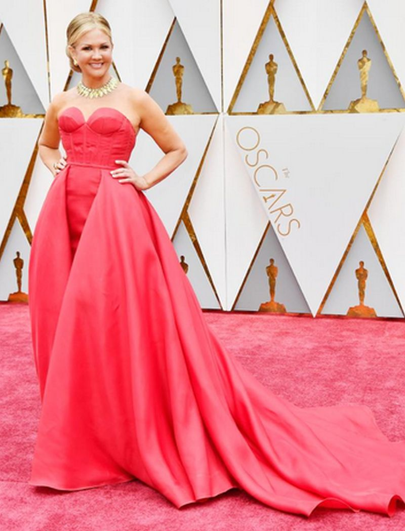 Oscar 2017 - Nancy O'Dell - Mark Zunino