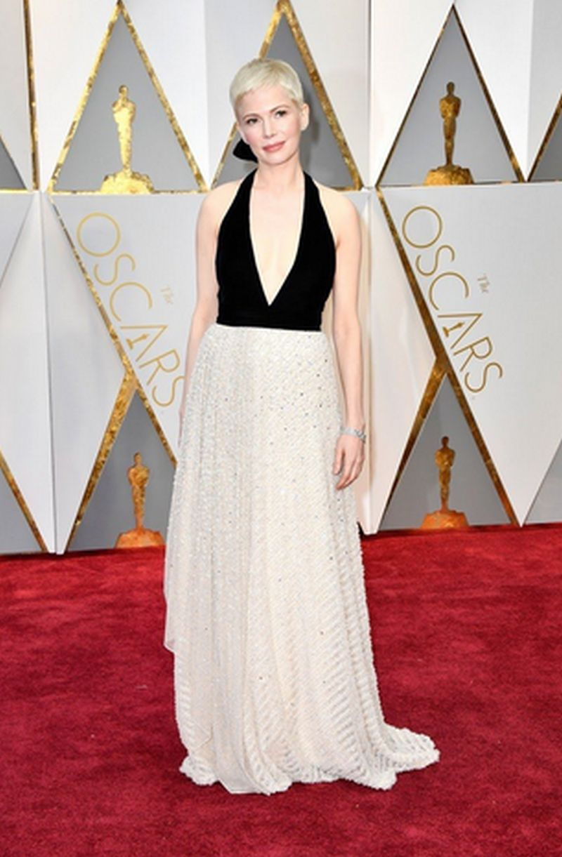 Oscar 2017 -Michelle Williams - Louis Vuitton