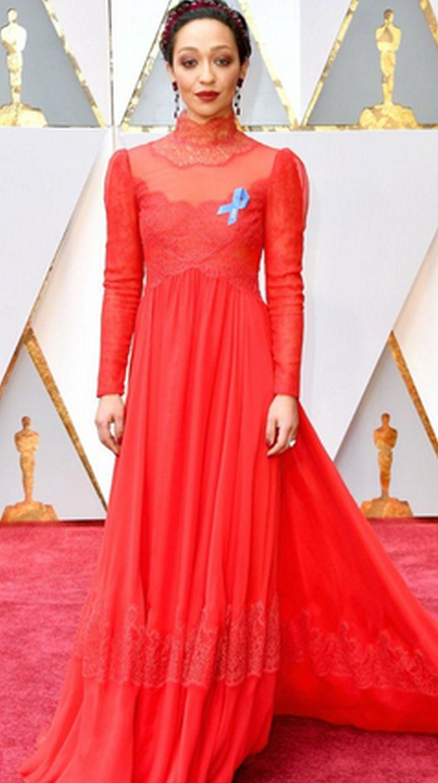 Oscar 2017- Ruth Negga - Valentino
