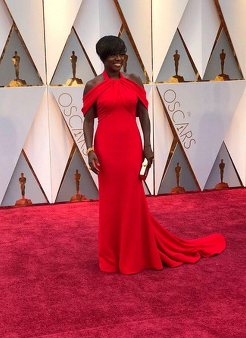 Oscar 2017 - Viola Davis