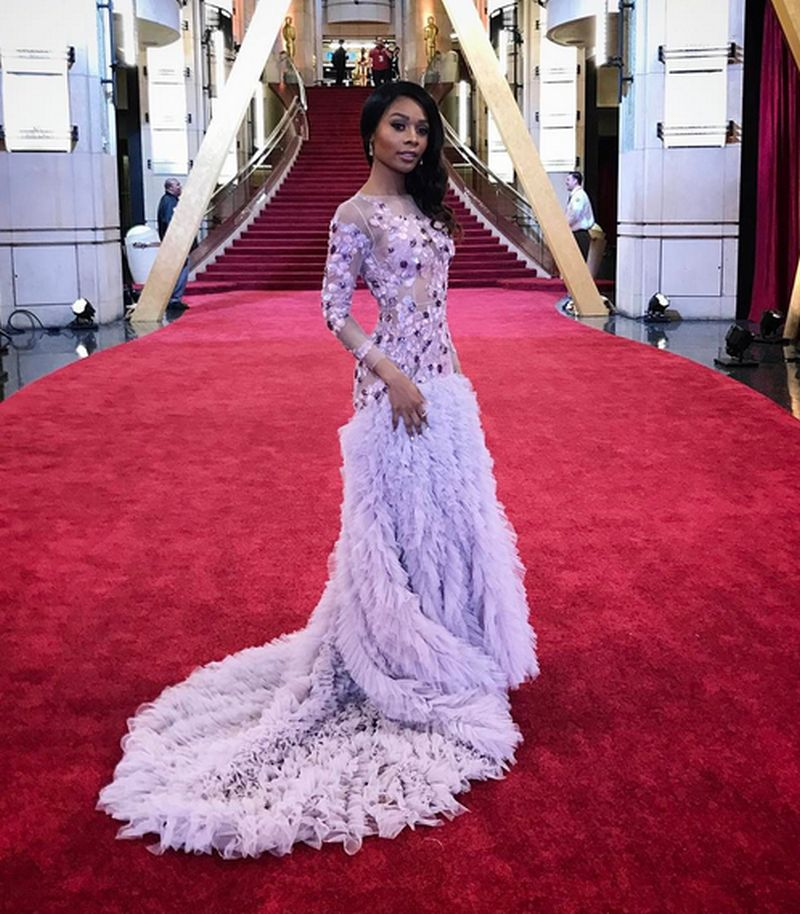 Oscar 2017 - Zuri Hall