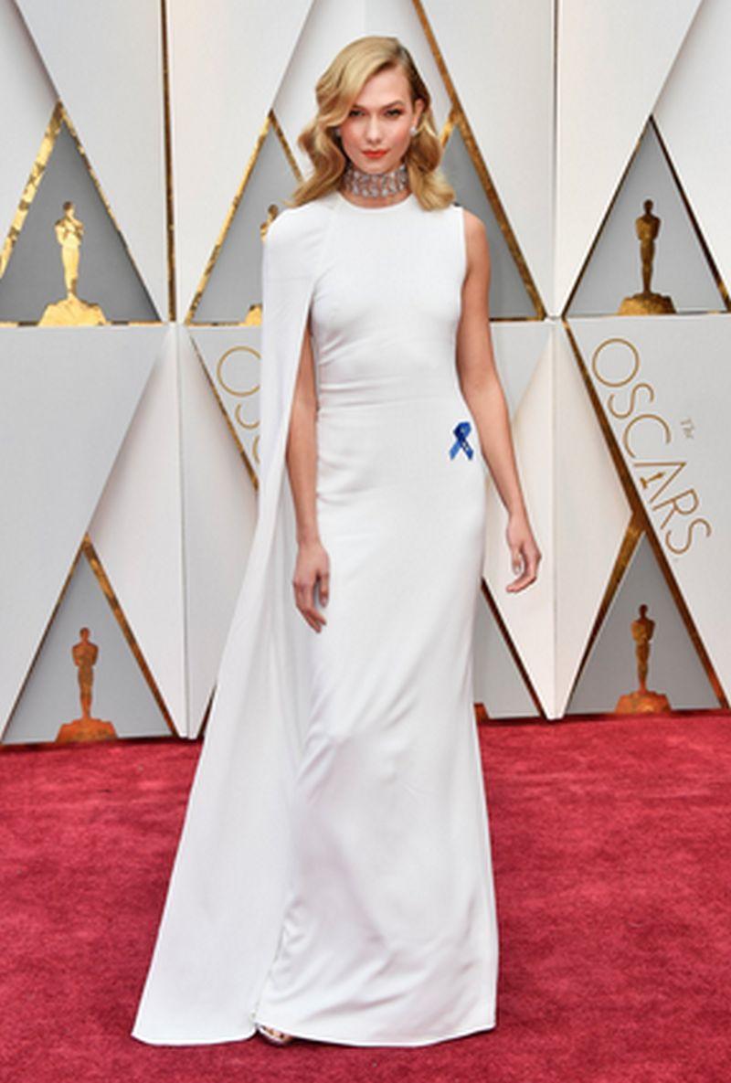 Oscar 2017 - Karlie-Kloss - Stella McCartnery