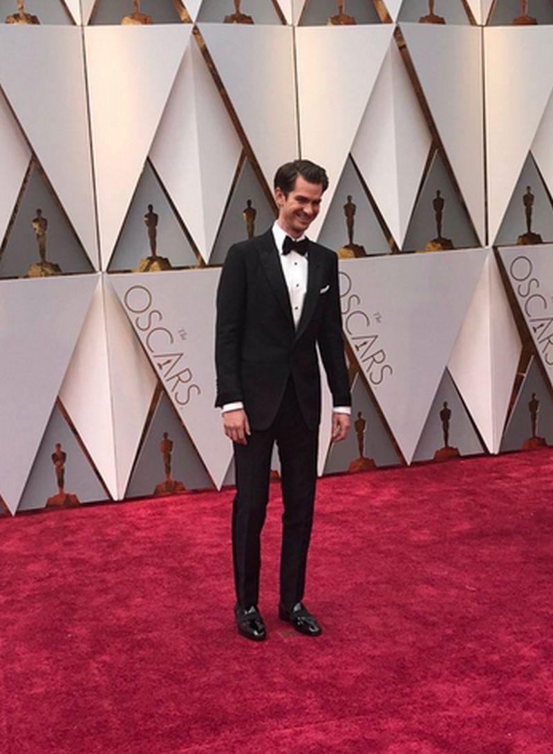 Oscar 2017 - Andrew Garfield