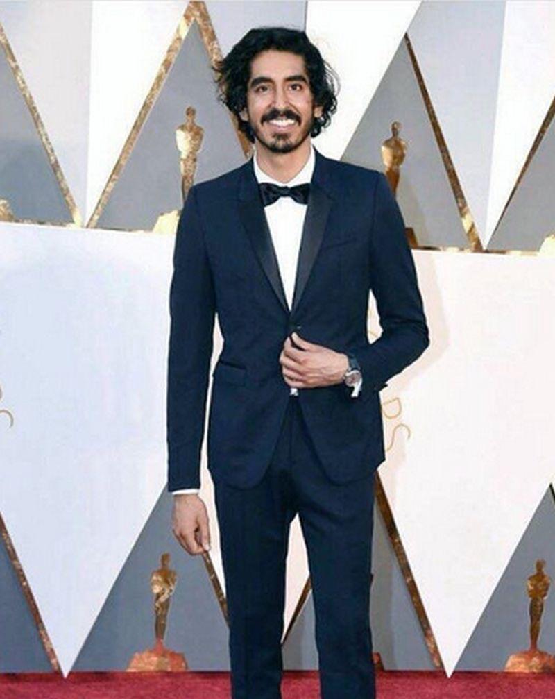 Oscar 2017 - Dave Platel - Hermenegildo Zegna