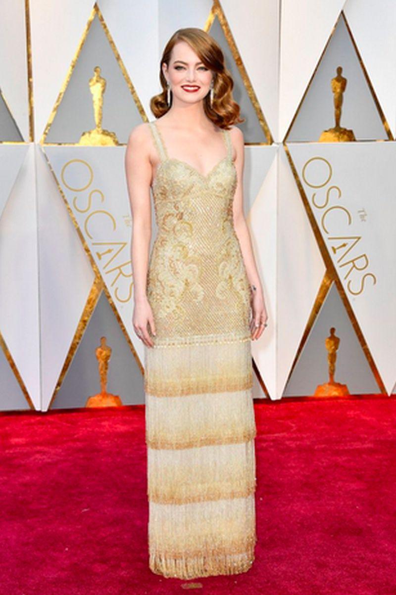 Oscar 2017- Emma Stone - Givenchy