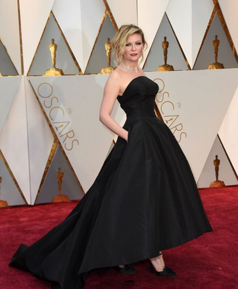 Oscar 2017 -Kirsten Dunst - Dior