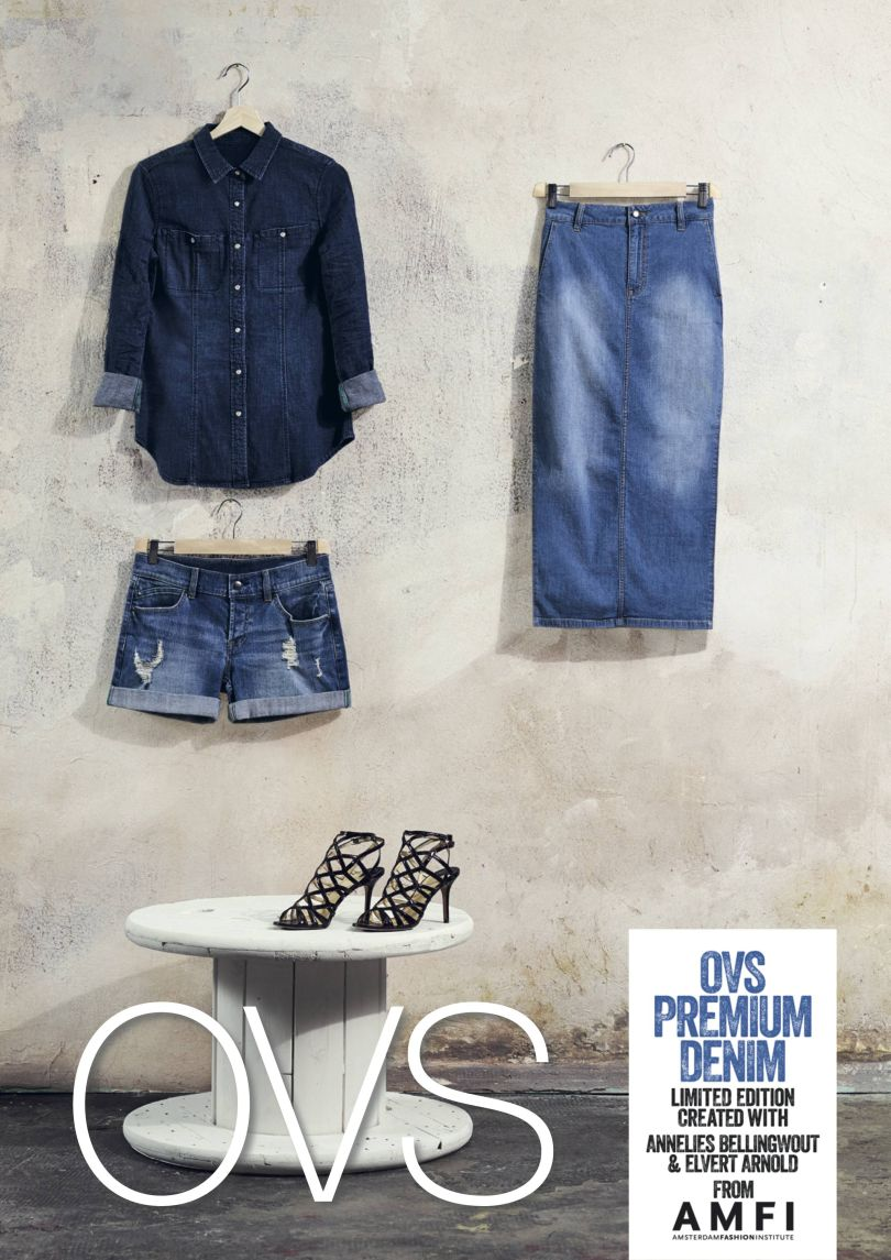 [FOTO] OVS capsule collection Premium Denim - Velvet Style - VelvetStyle