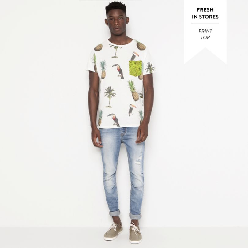 Pull and bear uomo jeans