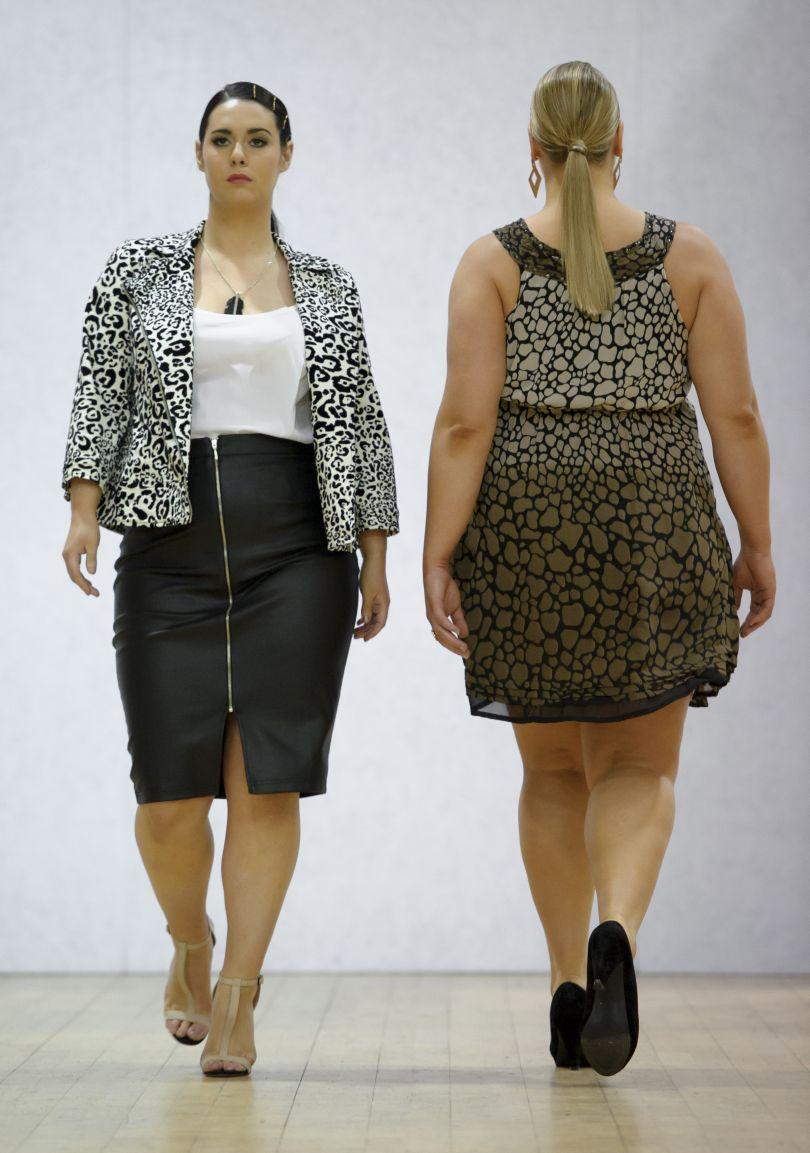 Sfilate Londra 2014: modelle curvy in passerella per Plus ...