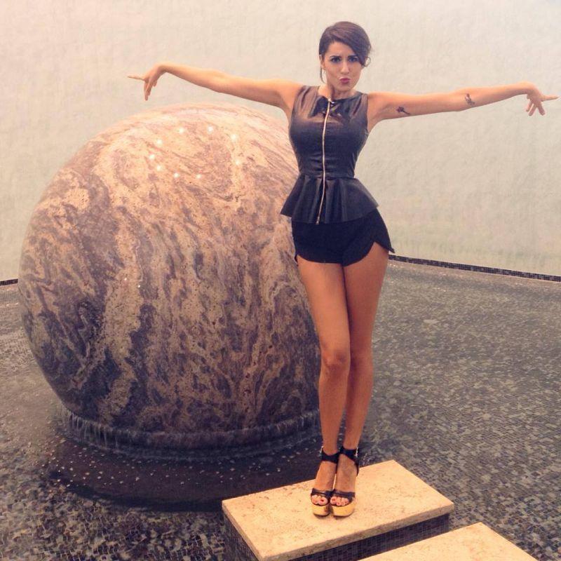 Valentina vignali divisa fra moda e basket sono una for Valentina immagini