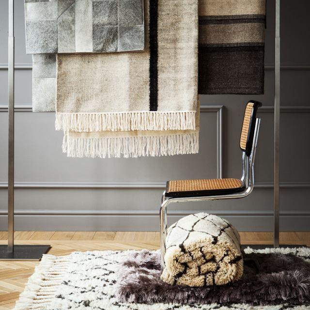 Zara home stile country e frange nella collezione feathers and horses foto velvet style - Zara home bagno ...