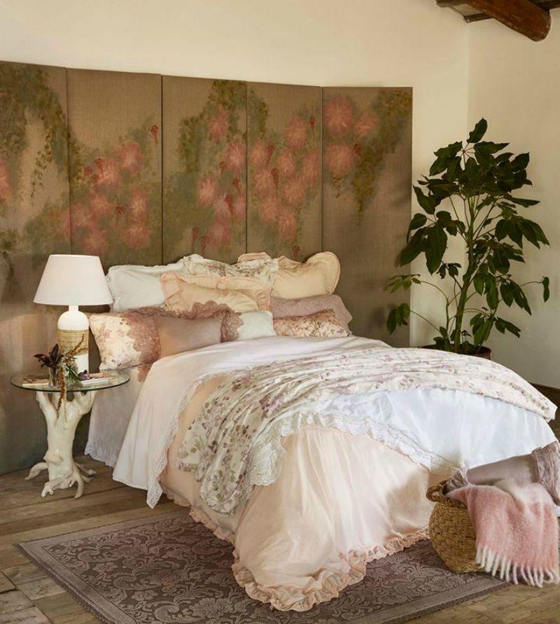nuova collezione zara home tovaglie piatti bicchieri e lenzuola in stile shabby velvet. Black Bedroom Furniture Sets. Home Design Ideas