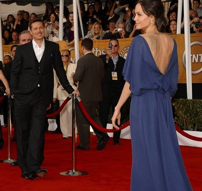 Six Splashback Looks We Love: Angelina Jolie In Udienza In Vaticano: Total Black E