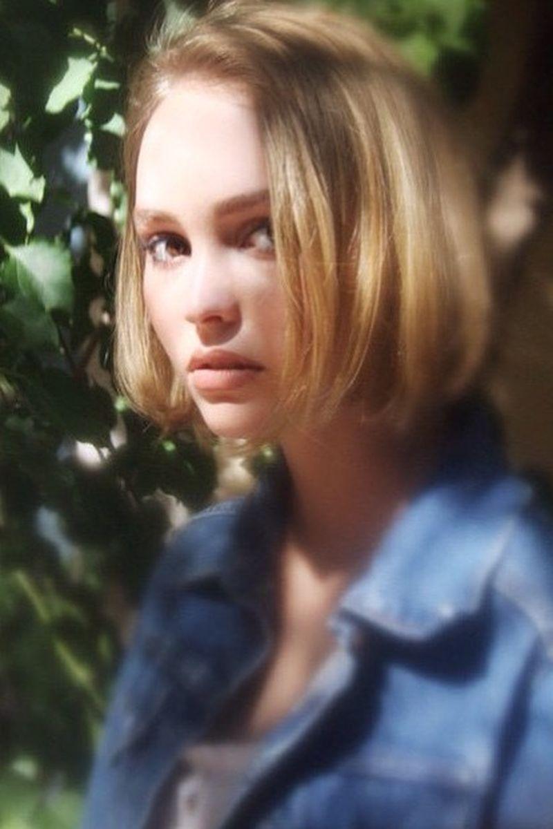 Lily Rose Depp E Il Debutto Da Modella Primo Shooting A