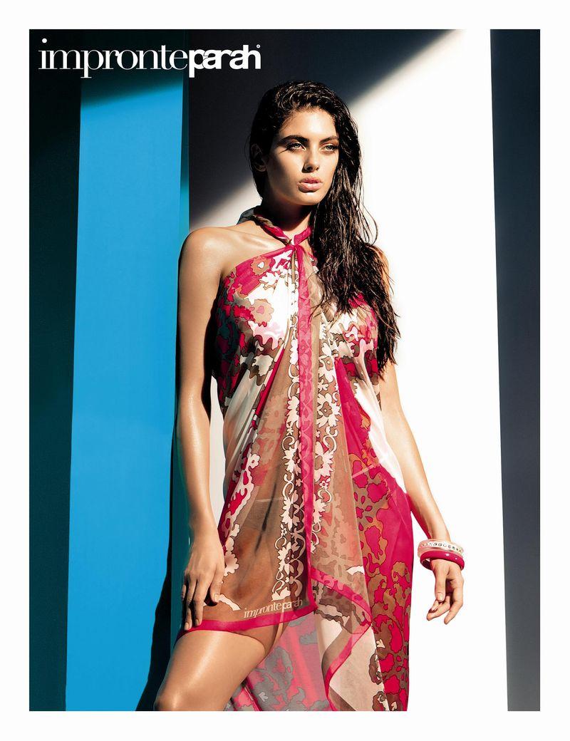 Parah collezione mare i colori dell 39 estate si accendono su texture glossy foto velvet - Parah costumi da bagno ...