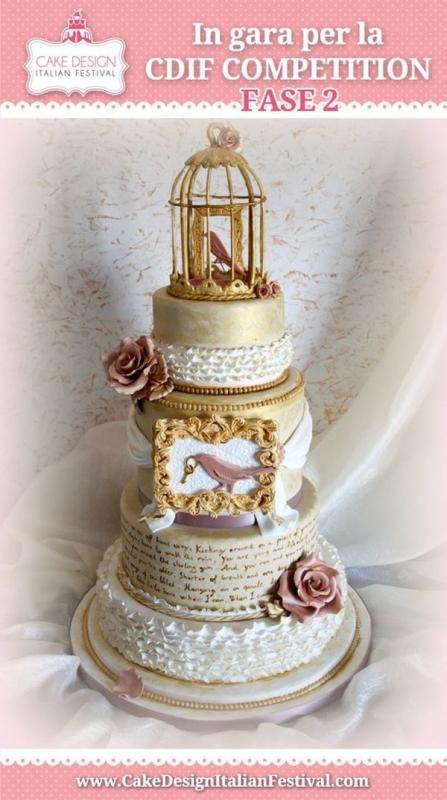 Cake Design Italia Facebook : [FOTO] Le favolose torte del Cake Design Italian Festival ...