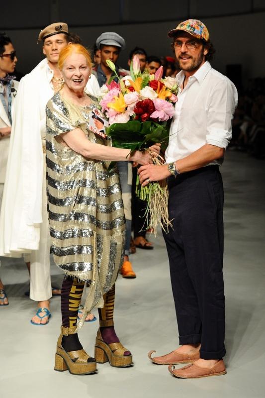 Le foto della seconda giornata della settimana della moda for Design della moda milano