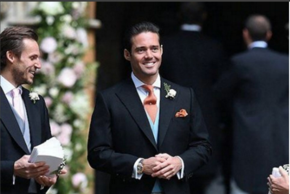 Pippa Middleton e James Matthews matrimonio 2