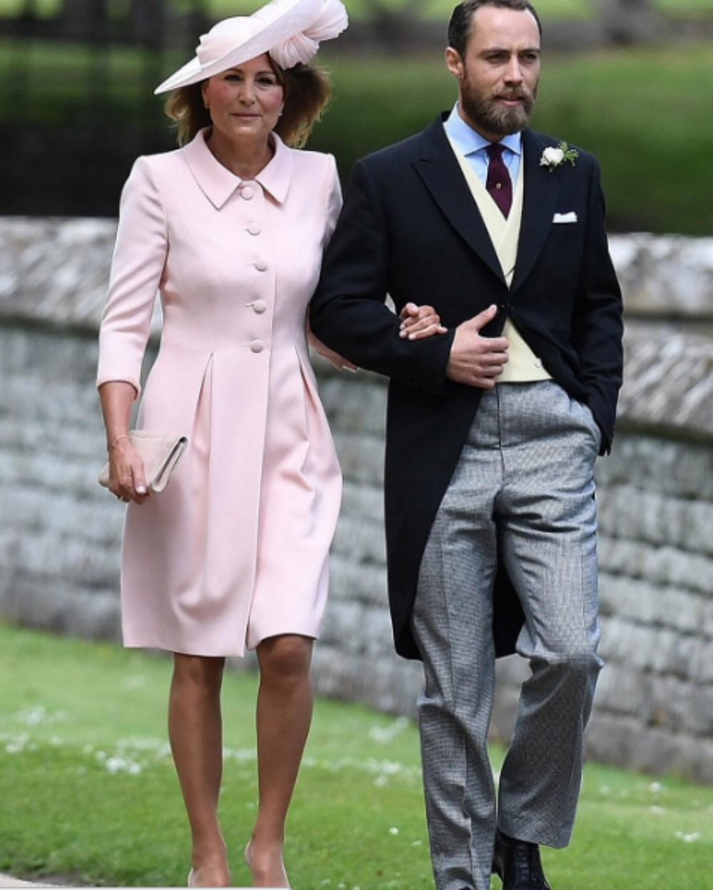 Pippa Middleton e James Matthews matrimonio 18